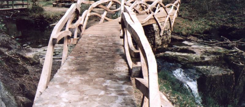 Hareshaw Linn Bridge