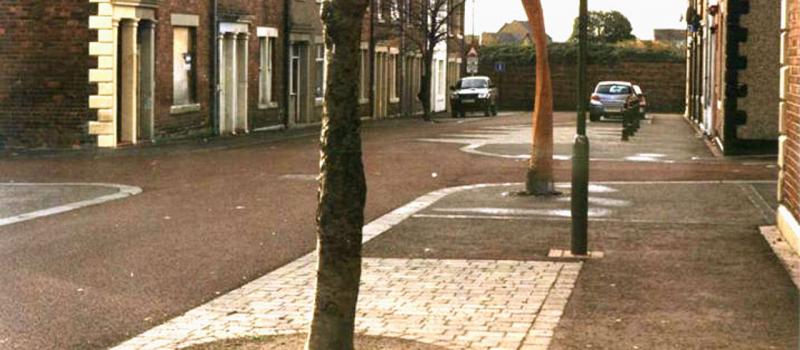 North Shields Triangle Homezone